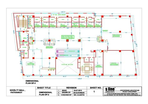 food court floor plan novelty mall the pride of pathankot