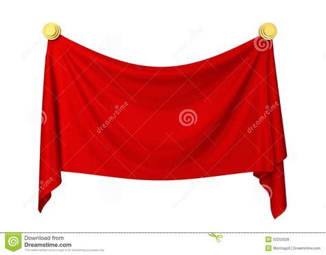 cloth banner stock illustration image 50253328