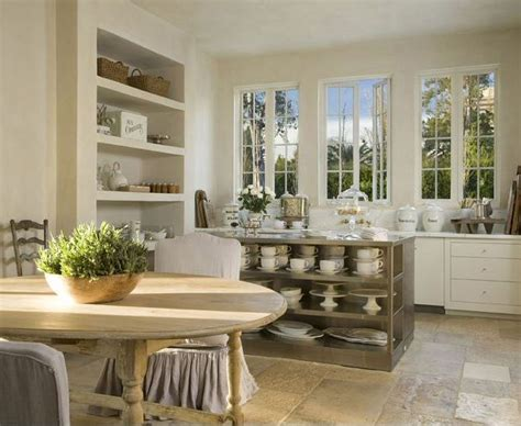 Paula Deen Kitchen Island Tg Interiors The New Country Kitchen Meets Industrial