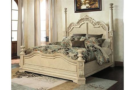 ortanique sleigh bedroom set zenfield bedroom bench poster beds the natural and beauty