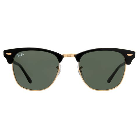 Terlaris Sunglasses Rayban Clubmaster Rb3016 ban rb3016 clubmaster classic w0365