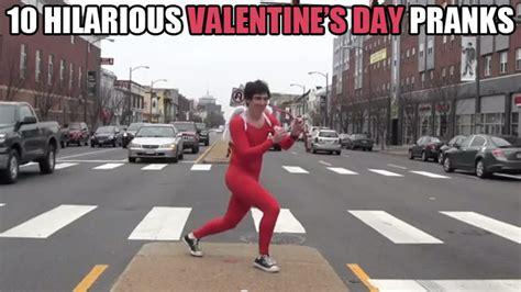 10 Easy Hilarious Pranks Doovi 10 Hilarious Valentine S Day Pranks Craveonline