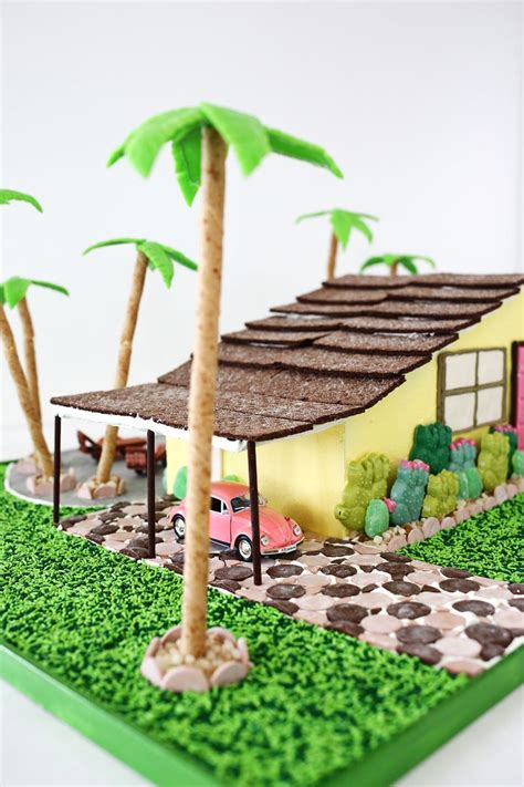 Beach Theme Bathroom Ideas palm springs gingerbread house omg a beautiful mess