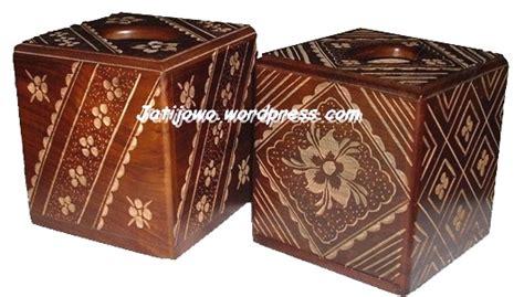Kotak Tisu Unik kotak tisu unik kerajinan kayu jati