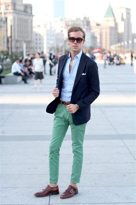 light green chino mantomeasure what to wear with green chinos