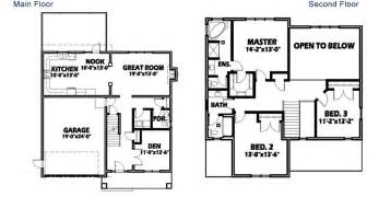floor plan two storey 2 storey k riggs realty team