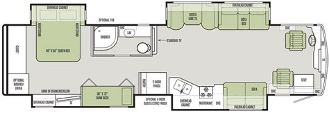 tiffin rv floor plans tiffin allegro red diesel rv dealer washingtons rv