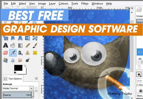 best free 15 best free graphic design software 2017 dreamy tricks