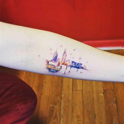 henna tattoo hong kong best 25 skyline ideas on