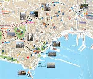 Naples Italy Map by Similiar Naples Italy Tourist Attractions Map Keywords