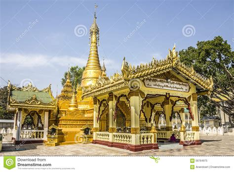 The King S Palace the king s palace of loikaw stock photo image 56764975