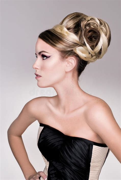 models hair stock photo image salon fashion hair model stock image image of fashion