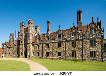 buy house sevenoaks knole house sevenoaks stock photo royalty free image 65317242 alamy