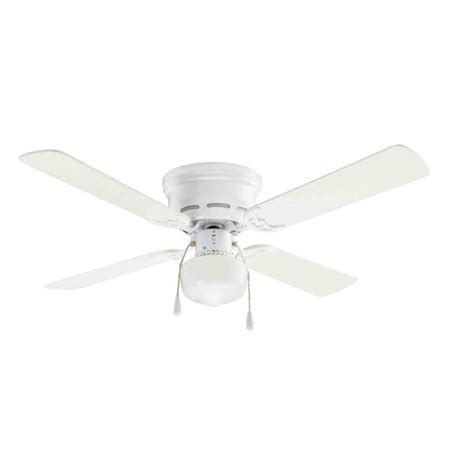 42 white ceiling fan with light mainstays 42 quot ceiling fan with lighting white walmart com