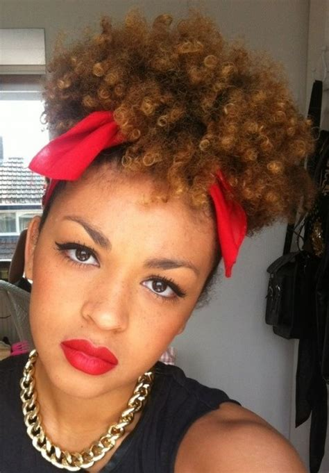 afroamerican styles cute hairstyles for short natural african american hair