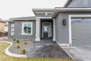 modern nice grey house exterior stucco colors that can be