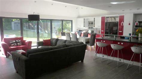 kitchen family room ideas extension optimizing home decor ideas great interior kitchen