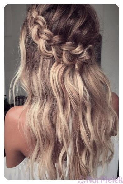 Straight Up Plait Hairstyles
