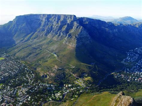 table mountain national park world heritage site