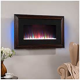 view 36 quot wall mount wood frame electric fireplace deals at