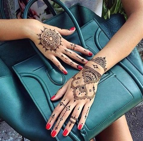 tattoo designs henna inspired 40 delicate henna designs