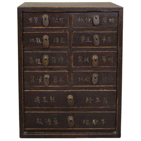 Apothecary Furniture by 19th Century Apothecary Cabinet For Sale At 1stdibs