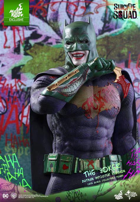 Figure Joker Motif 1 toys squad 1 6th scale the joker batman