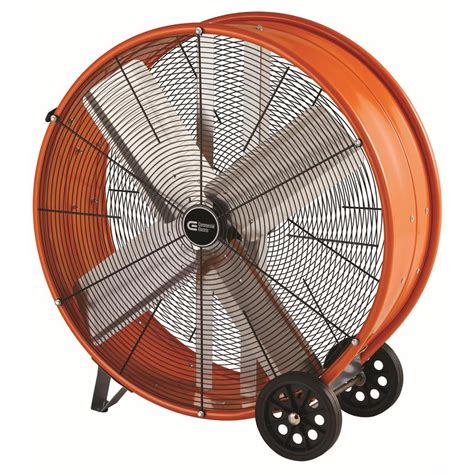 home depot barrel fan maxxair 42 in industrial heavy duty 2 speed belt drive