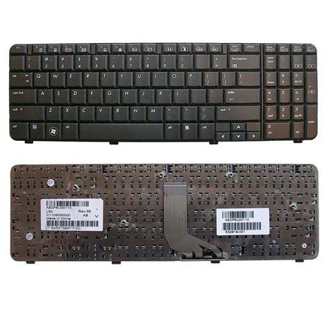 Hp Compaq Presario Cq61 G61 Us Black Keyboard compaq cq61 hp g61 us new keyboard p n 517865 031 blk ebay