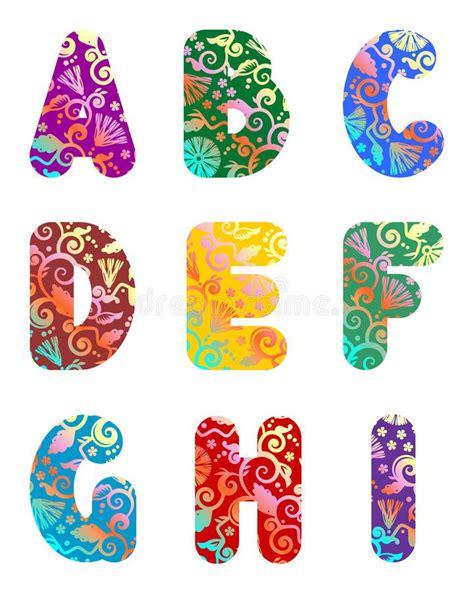 immagini delle lettere dell alfabeto oltre 25 fantastiche idee su lettere dell alfabeto su