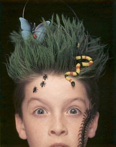 spiderweb hairstyle for in hairland hair day on hair days hair