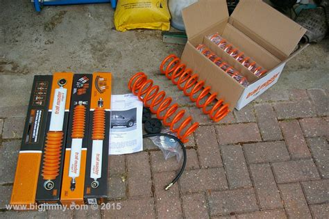 Suzuki Jimny Suspension Upgrades Trailmaster 50mm 2 Quot Lift Kit Bigjimny Store