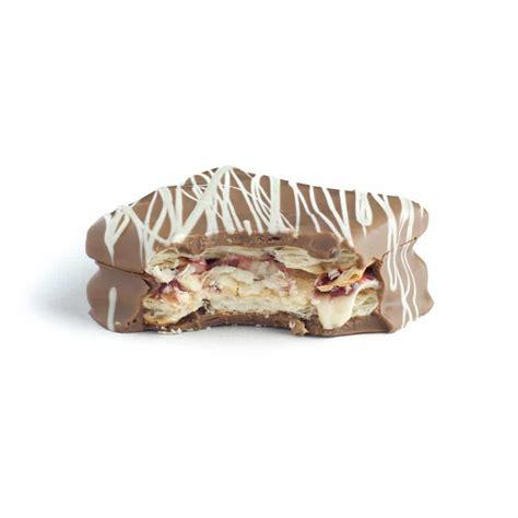 Chocolab Pink gourmet cookie gift box chocolab