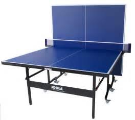table de ping pong joola inside table tennis table