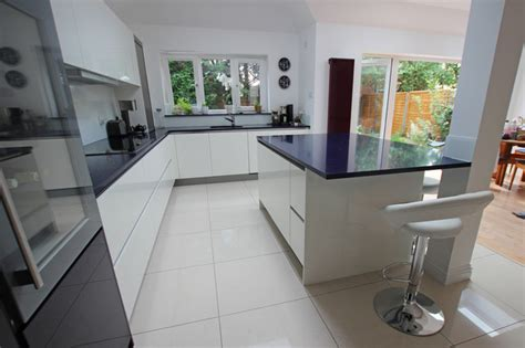 open plan kitchen extensions modern kitchen london
