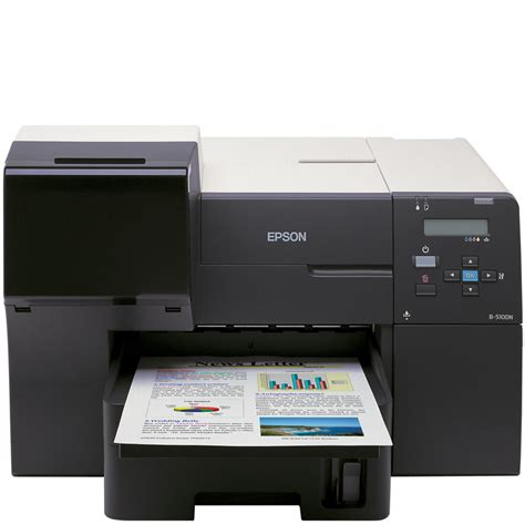 Printer Epson B510dn epson b510dn a4 colour inkjet printer c11ca67301by