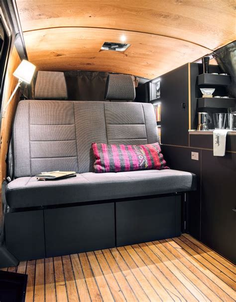 volkswagen van interior ideas 17 best images about vw t4 t5 bus cer on pinterest