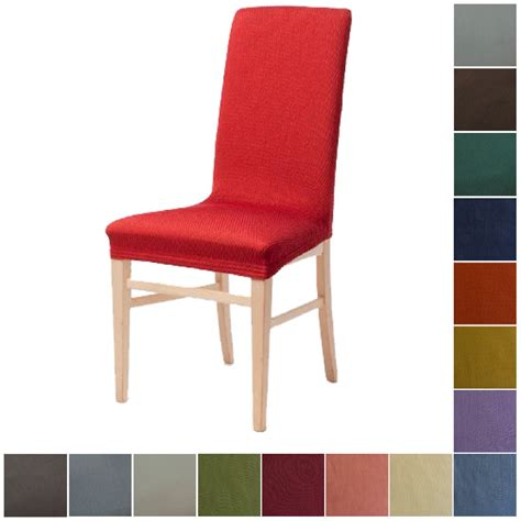copri sedia coppia coprisedia vesti sedia millerighe tinta unita