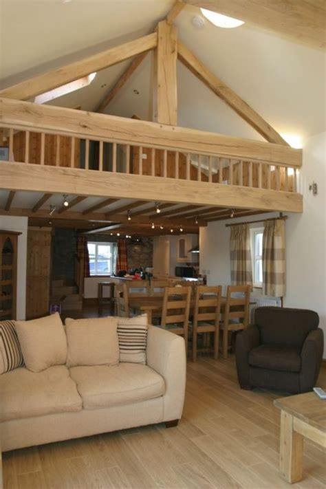 luxury converted barn   heart  anglesey north