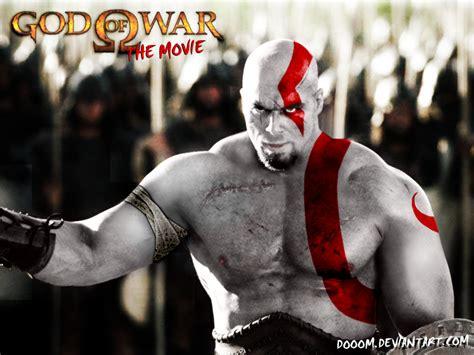 god of war real film real life kratos by dooom on deviantart