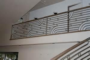 Steel Handrail Design Another Interesting Design Instead Of A Plain Handrail It