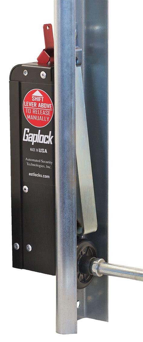 print  garage gaplock gdo lock  works