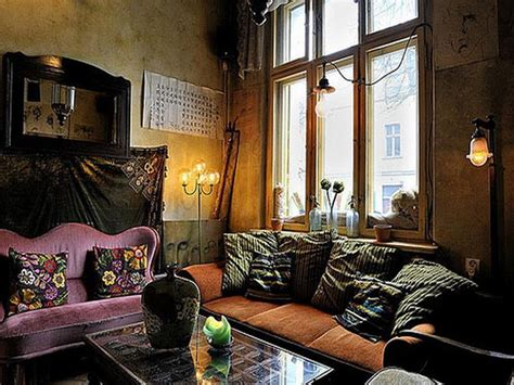 bloombety bohemian living furniture what makes bohemian