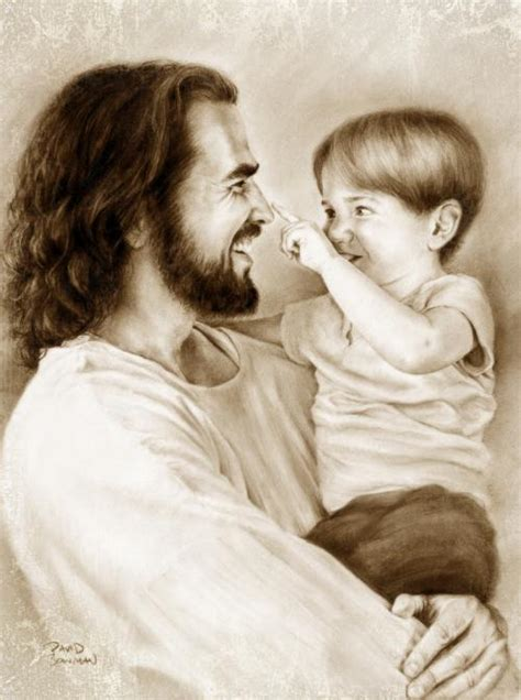 imagenes de jesus sonriendo david bowman innocence christ quality framed art