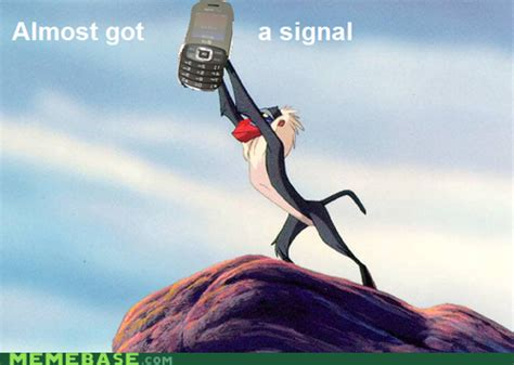 Lion King Cell Phone Meme - to muse and abuse june 2014