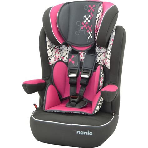 siege auto fille nania si 232 ge auto i max sp luxe isofix gr1 2 3 achat