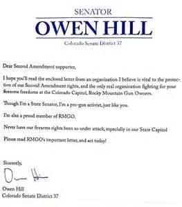 sen owen hill s pro gun letter goes comically awry