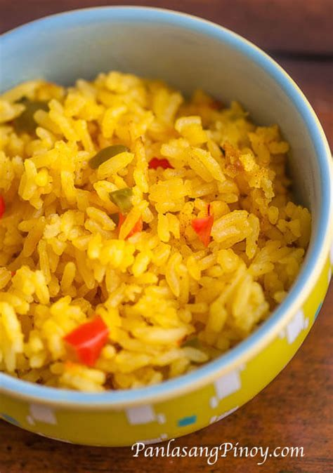 saffron rice recipe dishmaps