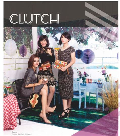 Mudagaya Clutch 3 til makin fashionable dengan clutch mudagaya di acara semi formal hujanpelangi