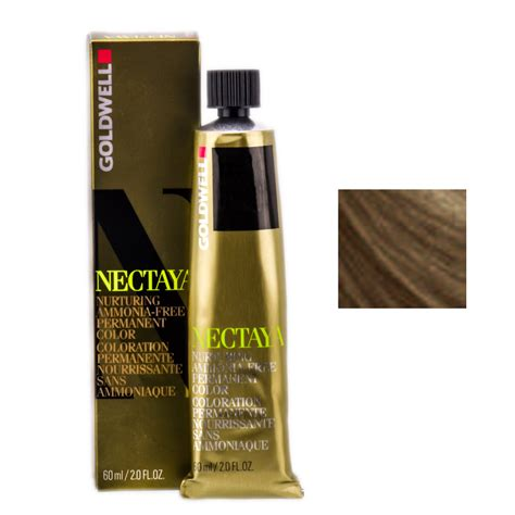 goldwell nectaya nurturing hair color 8nn light